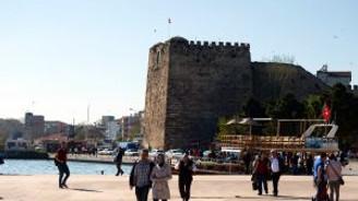 Turistlere mutluluk vaat eden şehir