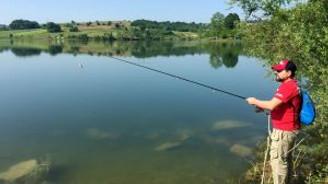 9. Ulusal Turna Balığı ve Tatlı Su Levreği Tutma Şenliği
