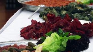 Gaziantep mutfağı, Dışişleri mensuplarının eşlerine tanıtıldı