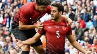 Türk Futbol Tarihi'nde bir ilki başardı!