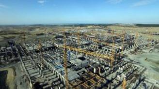 3. Havalimanı inşaatında yerli ürün kullanılacak