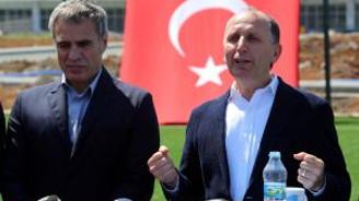 Trabzonspor, Ersun Yanal ile sözleşme imzaladı