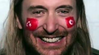 DJ Guetta'dan A Milli Takım'lı klip!