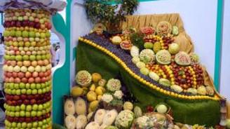 1. Uluslararası Meyve-Sebze Ürünleri Fuarı başladı