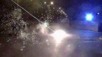 MİT'e gerçekleştirilen saldırılar kamerada