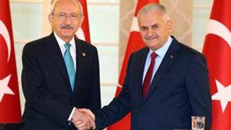 Yıldırım ve Kılıçdaroğlu'ndan ortak basın toplantısı
