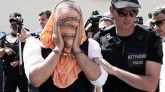 Yunanistan'a kaçan darbeci 8 askerin davası başladı