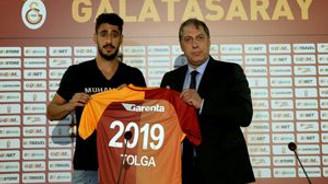 Resmen Galatasaray'da!