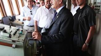 Kılıçdaroğlu vapur dümenine geçti