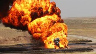 IŞİD Kerkük'te petrol kuyusuna sabotaj düzenledi