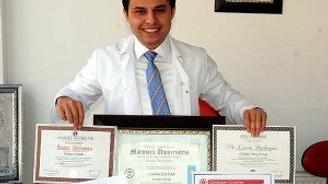 8 Yıla 4 diploma 5.'si de yolda