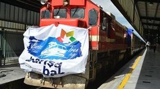Barış Treni Ankara'da