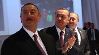 Trans Anadolu Doğalgaz Boru Hattı Projesi'nin (TANAP) temeli atıldı