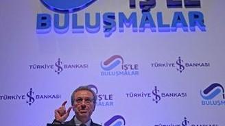 """""""İş'le Buluşmalar"""" toplantısı, İzmir'de"""