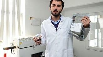 Nobel ödülü getiren madde yerli imkanlarla üretildi