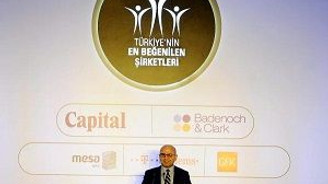 İşte Türkiye'nin en beğenilen Şirketleri!