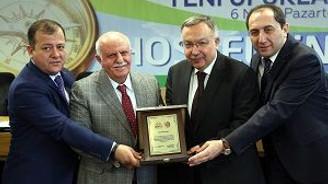 """""""Katılım Bankacılığında Yeni Ufuklar"""" paneli"""