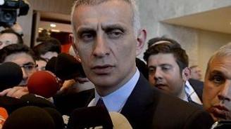 Hacıosmanoğlu: 'Algı yönetmeye gerek yok'
