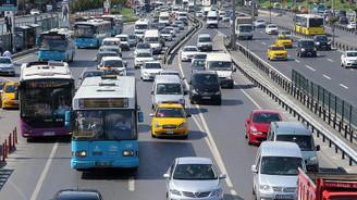 İstanbul'da bugün bazı yollar trafiğe kapalı