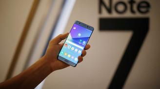 Galaxy Note 7'nin üretimine ara verildi