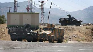 Silvan'da saldırı: 1 asker şehit