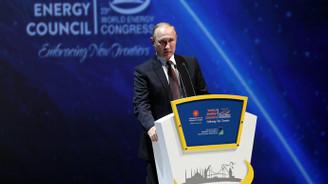 Putin konuştu, petrol uçtu