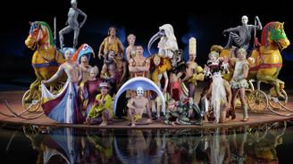 'Cirque Du Soleil'in tırlarına el konuldu'