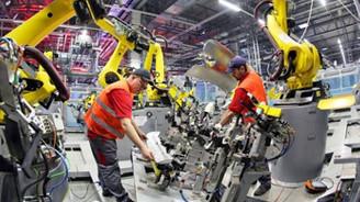 Avrupa'da sanayi üretimi ağustosta arttı