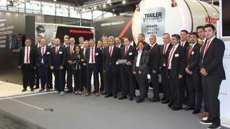 Tırsan, Almanya'da inovasyon ödülü aldı
