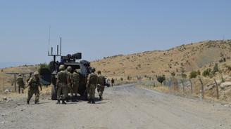 Şırnak'ta askere saldırı: 1 şehit, 5 yaralı