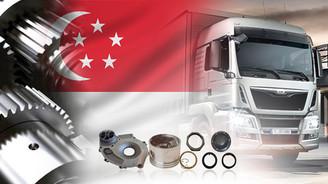 Kamyon yedek parça üreticilerine Singapur'dan davet var