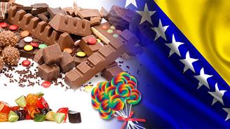 Türk şekerlemeleri Bosna Hersek'te ilgi görüyor