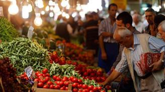 Tarımda üretici fiyatları yüzde 1 arttı