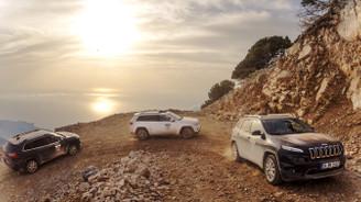 Jeep satış hedefini 2 milyon adede çıkardı