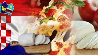 Hırvatistan'da pizzalar Türk peynirleriyle tatlanacak