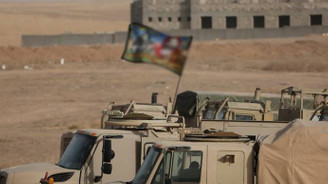 Musul operasyonunda bayrak krizi