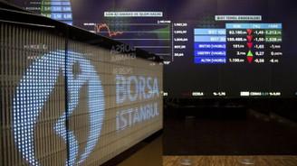 Borsa, doların rekoruna aldırmadı