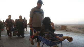 BM: 1 milyon kişi yerlerinden edilebilir