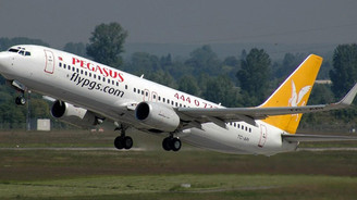 Pegasus 9 ayda 18,08 milyon yolcuyu uçurdu