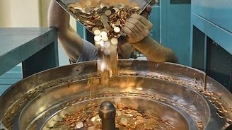 Rekor kıran altın Darphane'nin üretimini vurdu
