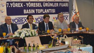 Anadolu'nun yöresel tatları 7. kez YÖREX'te buluşacak