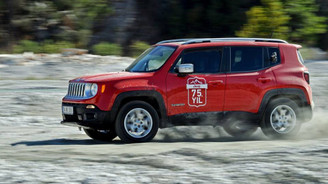 Jeep Renegade'de seneye öde zamanı