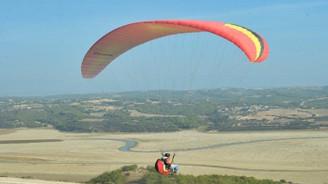 Havacılık ve Yamaç Paraşütü Festivali'ne 170 pilot katıldı