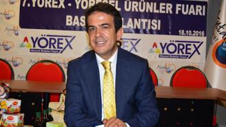 Türkiye'nin yöresel ürünleri bugün YÖREX'te buluşacak