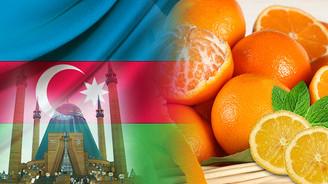 Narenciyemiz Azerbaycan yolcusu
