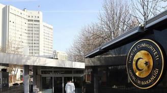 Büyükelçiliklerde atama yapıldı