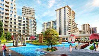 Temaşehir 700 milyon TL'lik yatırımla yükseliyor