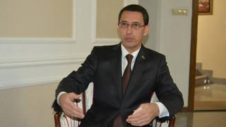 Rus ve Türkmen büyükelçilerden inşaatçıya çağrı
