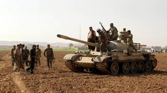 Kerkük'te DEAŞ'a karşı operasyon sürüyor