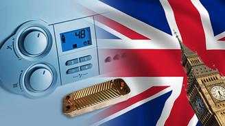 İngiliz firma kombiler için Türk malı eşanjörü talep ediyor